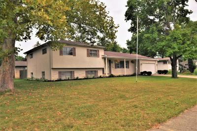 Upper Arlington Single Family Home For Sale: 2362 Middlesex Road