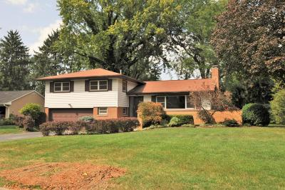 Upper Arlington Single Family Home For Sale: 2114 Middlesex Road