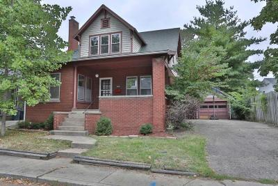 Chillicothe OH Single Family Home Contingent Finance And Inspect: $89,900