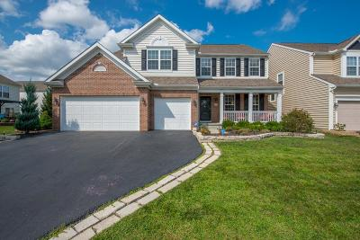Grove City Single Family Home Contingent Finance And Inspect: 1370 Eber Lea Vista