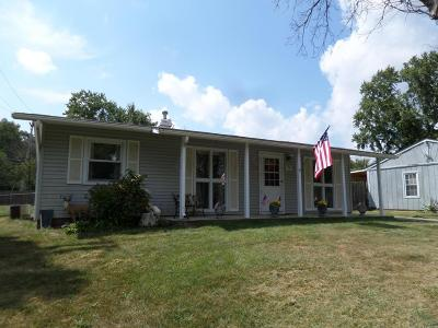 Single Family Home For Sale: 3729 Leap Road