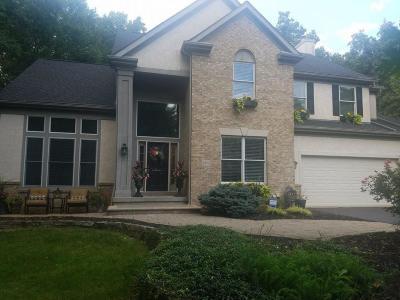 Single Family Home For Sale: 10400 Carmel Drive