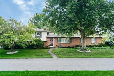 Grove City Single Family Home Contingent Finance And Inspect: 3354 Pebble Beach Road
