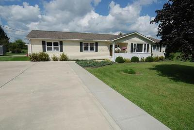 Single Family Home Contingent Finance And Inspect: 3640 Old Columbus Road