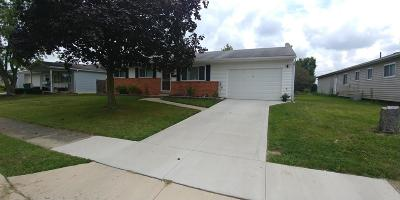 Single Family Home Contingent Finance And Inspect: 268 Southwood Road