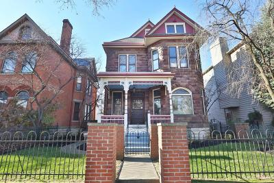 Columbus Single Family Home Contingent Finance And Inspect: 913 Neil Avenue