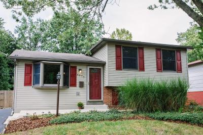 Westerville Single Family Home Contingent Finance And Inspect: 6077 Batavia Road