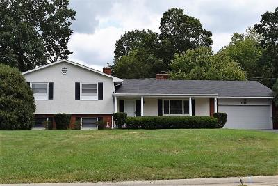 Columbus Single Family Home For Sale: 3000 North Star Road