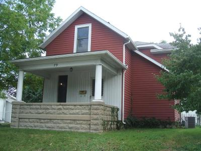 Single Family Home For Sale: 79 Columbia Street