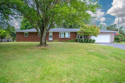 Lewis Center Single Family Home Contingent Finance And Inspect: 170 Orangewick Drive N