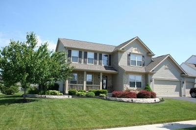 Grove City Single Family Home Contingent Finance And Inspect: 1948 Iris Court