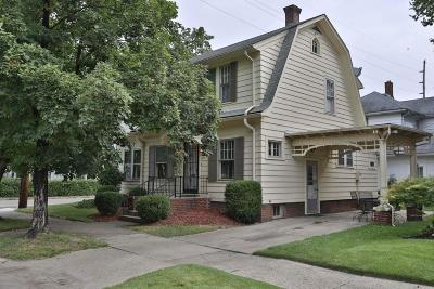 Chillicothe OH Single Family Home Contingent Finance And Inspect: $104,900
