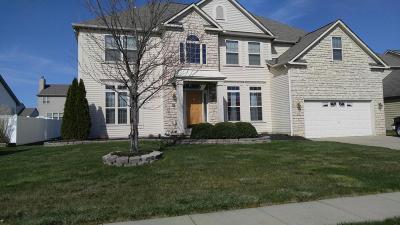 Reynoldsburg Single Family Home For Sale: 970 Mueller Drive