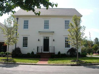 New Albany Single Family Home Contingent Finance And Inspect: 21 Pickett Place