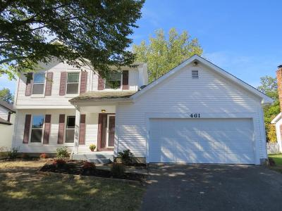 Galloway Single Family Home Contingent Finance And Inspect: 461 Round Up Drive