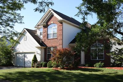 Dublin Single Family Home Contingent Finance And Inspect: 6636 Westbury Drive