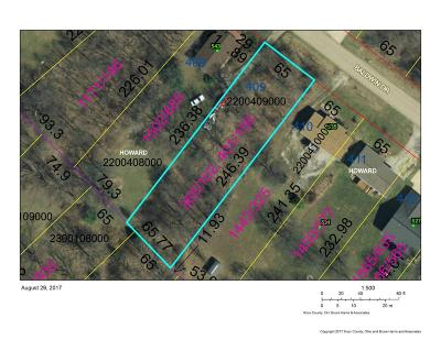 Howard Residential Lots & Land For Sale: Baldwin Drive #Lot 409