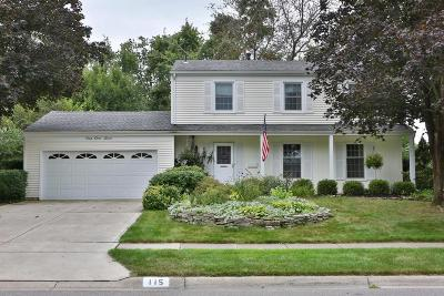 Worthington Single Family Home Contingent Finance And Inspect: 115 Highland Avenue