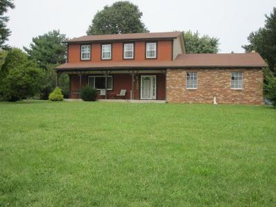 Single Family Home For Sale: 4904 Hayes Road