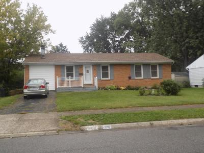 Westerville Single Family Home Contingent Finance And Inspect: 376 Cherrington Road