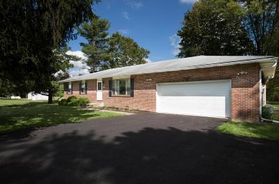 Blacklick Single Family Home Contingent Finance And Inspect: 2024 Reynoldsburg New Albany Road