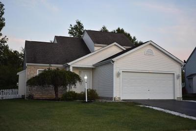 Etna OH Single Family Home Sold: $207,000