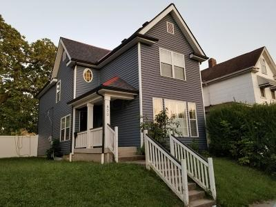 Single Family Home For Sale: 800 S 18th Street