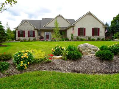 Pickerington Single Family Home Contingent Finance And Inspect: 9141 Daysprings Court