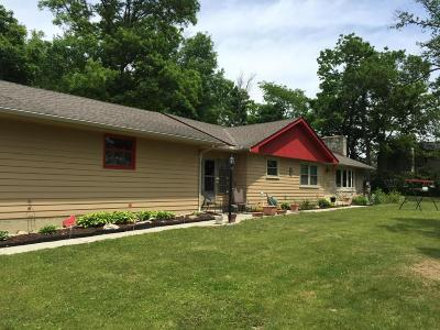 Single Family Home For Sale: 9442 Mitchell Dewitt Road