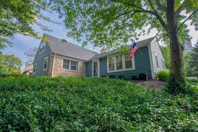 Grandview Heights Single Family Home For Sale: 1000 Elmwood Avenue