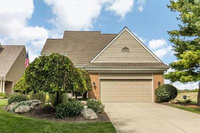 Blacklick Single Family Home Contingent Finance And Inspect: 7362 Jefferson Meadows Drive