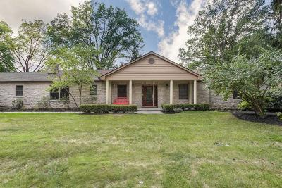 Columbus Single Family Home Contingent Finance And Inspect: 2069 Pinebrook Road