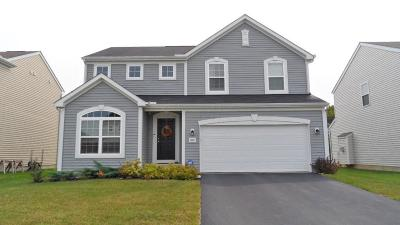 Grove City Single Family Home Contingent Finance And Inspect: 3919 Mad River Road