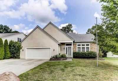 Reynoldsburg Single Family Home Contingent Finance And Inspect: 7662 Asden Court