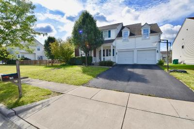 Blacklick Single Family Home For Sale: 7645 Elgin Trail Drive