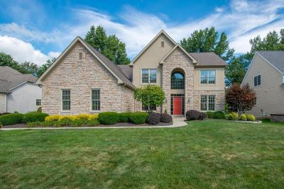 Westerville Single Family Home For Sale: 5309 Lynbrook Lane
