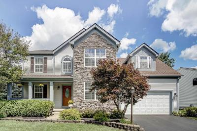 Blacklick Single Family Home Contingent Finance And Inspect: 7522 Blacklick Ridge Boulevard