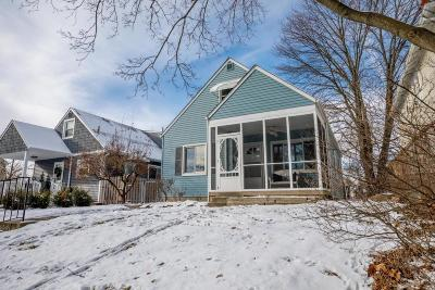 Single Family Home For Sale: 881 Oxley Road