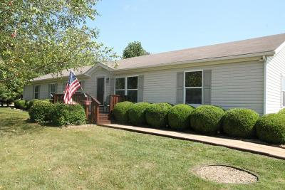 Chillicothe OH Single Family Home For Sale: $158,000