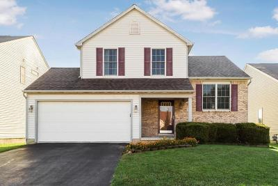 Blacklick Single Family Home Contingent Finance And Inspect: 1192 Walker Springs Drive