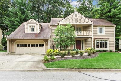 Westerville Single Family Home Contingent Finance And Inspect: 5155 Springfield Court