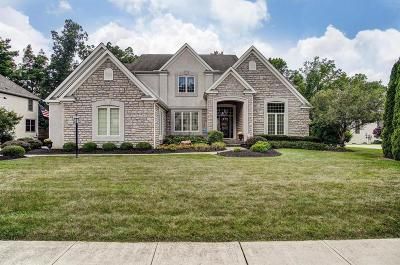 Westerville Single Family Home For Sale: 5516 Lynbrook Lane