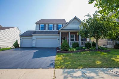 Grove City Single Family Home For Sale: 1423 Eber Lea Vista
