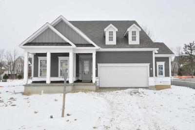 Dublin Single Family Home For Sale: 6682 Firenza Place #Lot 111