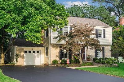 Upper Arlington Single Family Home Contingent Finance And Inspect: 2631 Northwest Boulevard