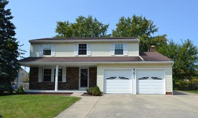 Single Family Home For Sale: 407 Northforty Drive