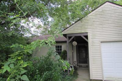 Baltimore Single Family Home Contingent Finance And Inspect: 107 Creekview Drive