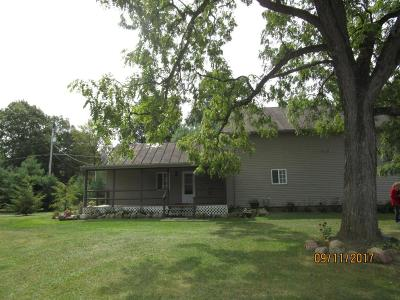 Single Family Home For Sale: 5419 Township Road 187