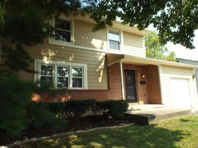 Reynoldsburg Single Family Home For Sale: 6528 Shenandoah Drive