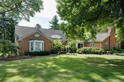 Franklin County, Delaware County, Fairfield County, Hocking County, Licking County, Madison County, Morrow County, Perry County, Pickaway County, Union County Single Family Home Contingent Finance And Inspect: 2475 Onandaga Drive